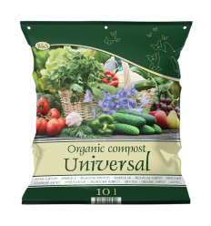 ORGANINIS KOMPOSTAS UNIVERSALUS 10 L