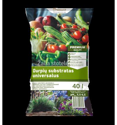 UNIVERSALUS SUBSTRATAS 40 L