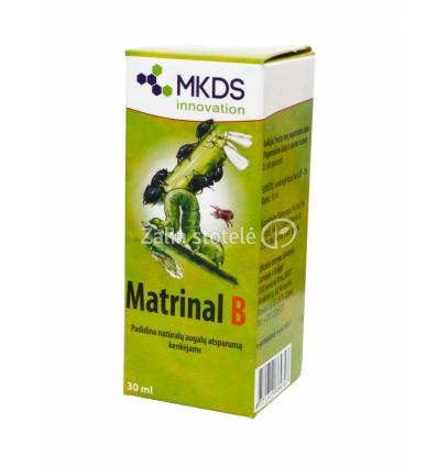 MATRINAL B VAISMEDŽIŲ BIO INSEKTICIDAS 30 ML