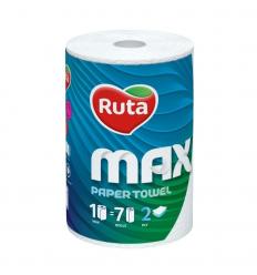 POPIERINIAI RANKŠLUOSČIAI 1VNT 2SL RUTA MAX BALTA