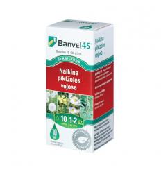 BANVEL SISTEMINIS VEJŲ HERBICIDAS 10 ML