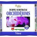 DURPIU SUBSTRATAS ORCHIDĖJOMS 5 L
