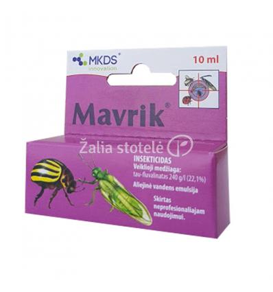 MAVRIK KONTAKTINIS INSEKTOAKARICIDAS 10ML