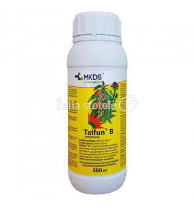 TAIFUN B GLIFOSATINIS HERBICIDAS 0,5L